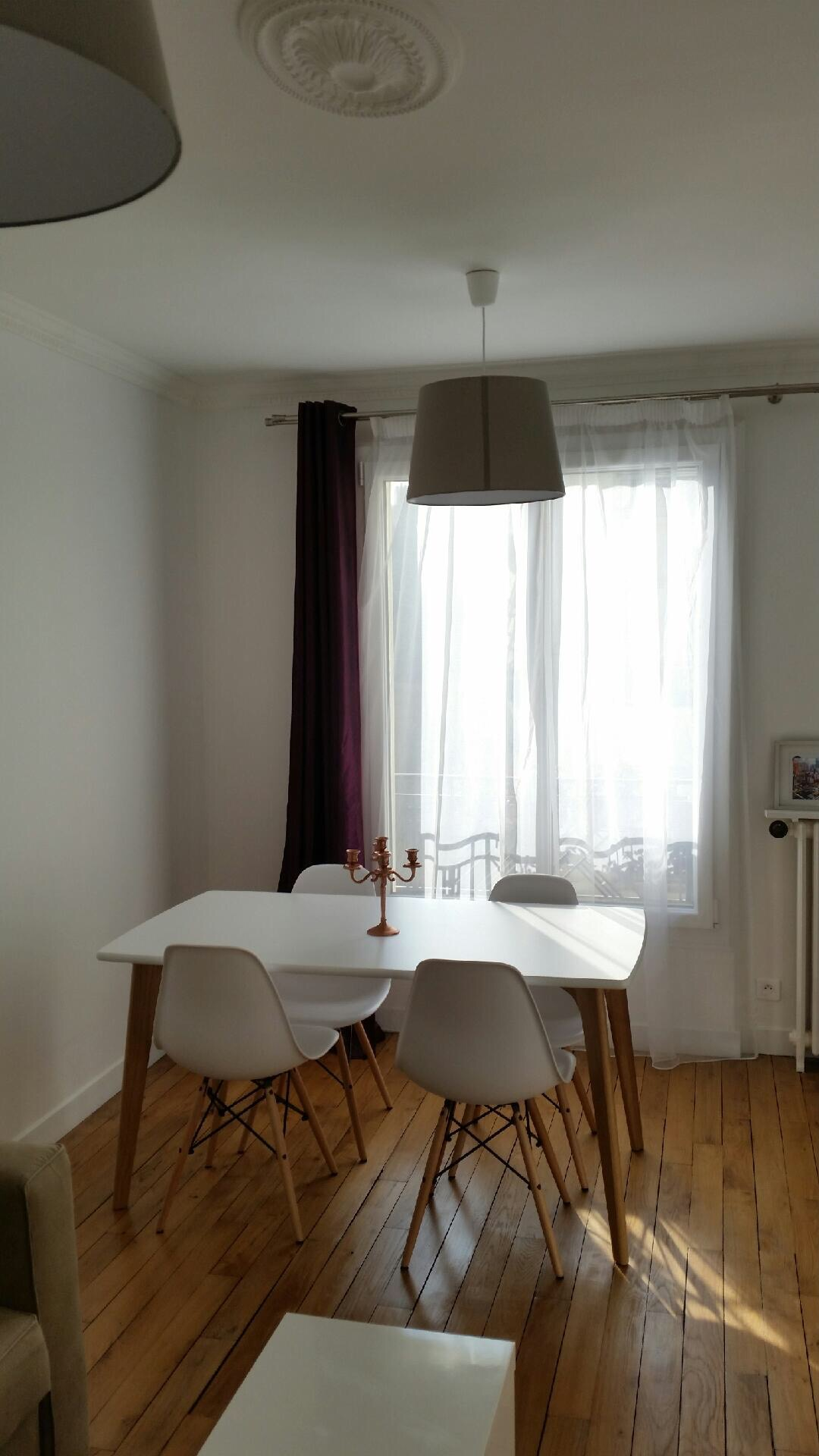 Rénovation d'un appartement à Paris 17ème